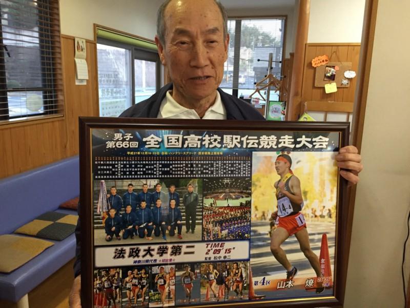 青野さんマラソン